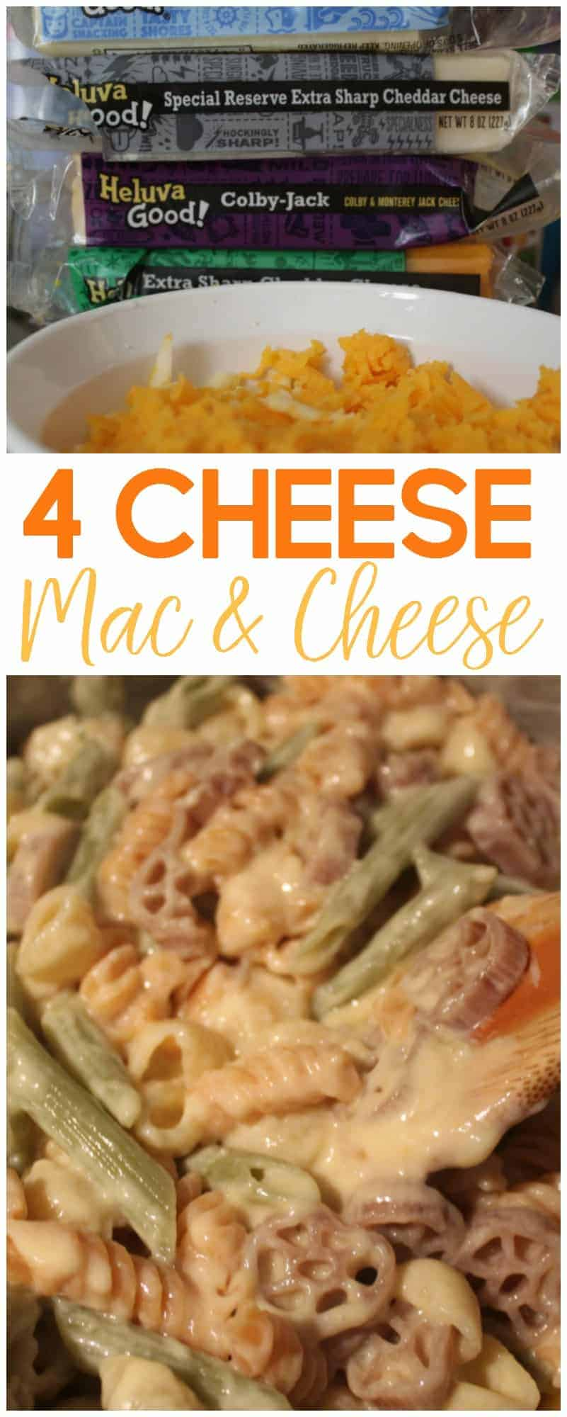 Homemade 4 Cheese Mac & Cheese on the Stovetop 6