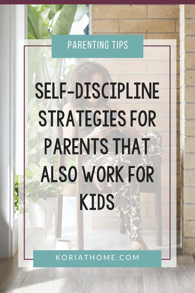 10 Discipline Strategies for Children and Parents 5