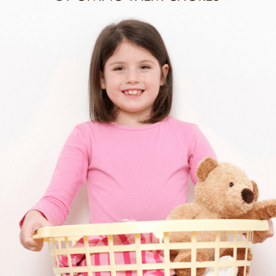 How to Raise Responsible Kids by Giving them Chores
