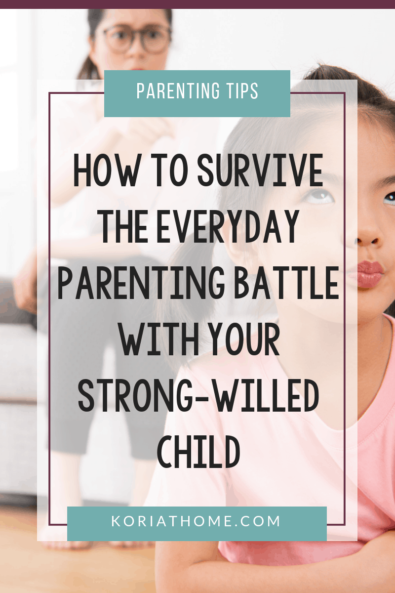 I was a Strong Willed, Highly Sensitive Child- and Now I'm Raising One 1