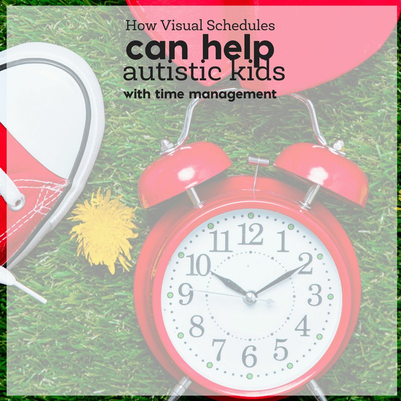 How Visual Schedules Can Assist Children with Autism with Time Management Skills 3