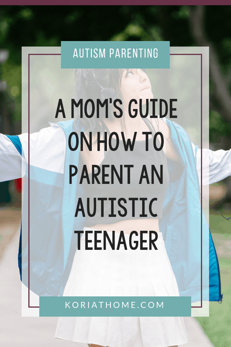 How to Help Your Autistic Teen Through Puberty 3