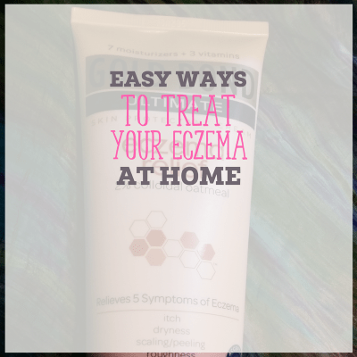 Easy Ways to Treat Your Eczema at Home