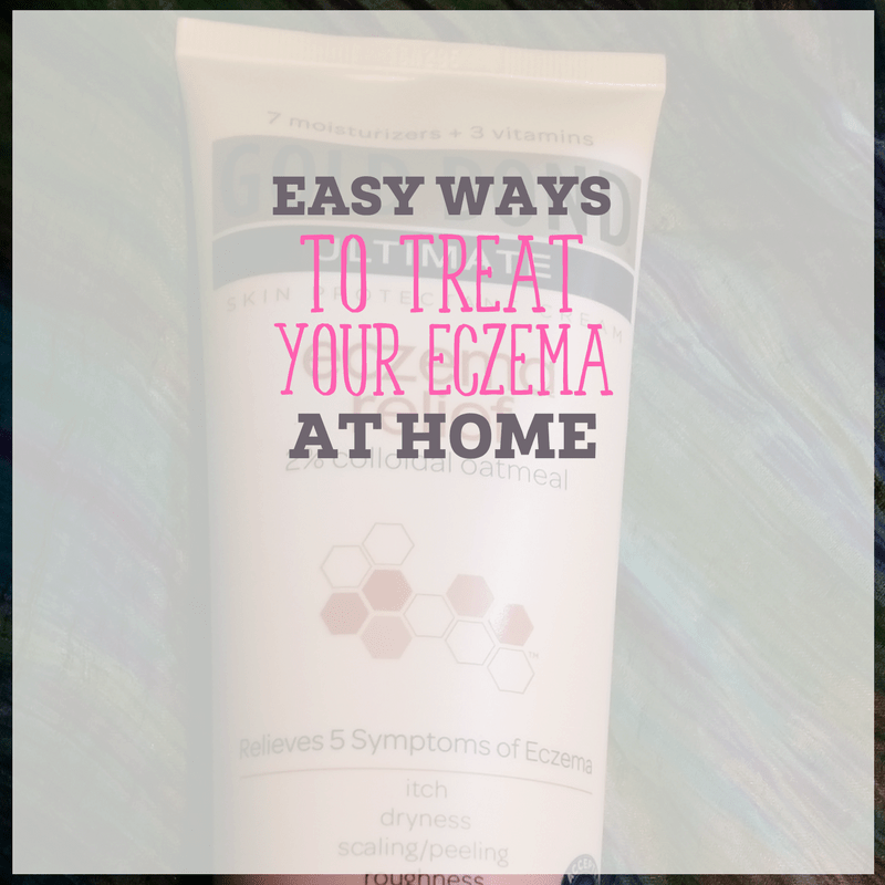 If you also suffer from eczema, here are a few easy ways to treat your eczema at home.
