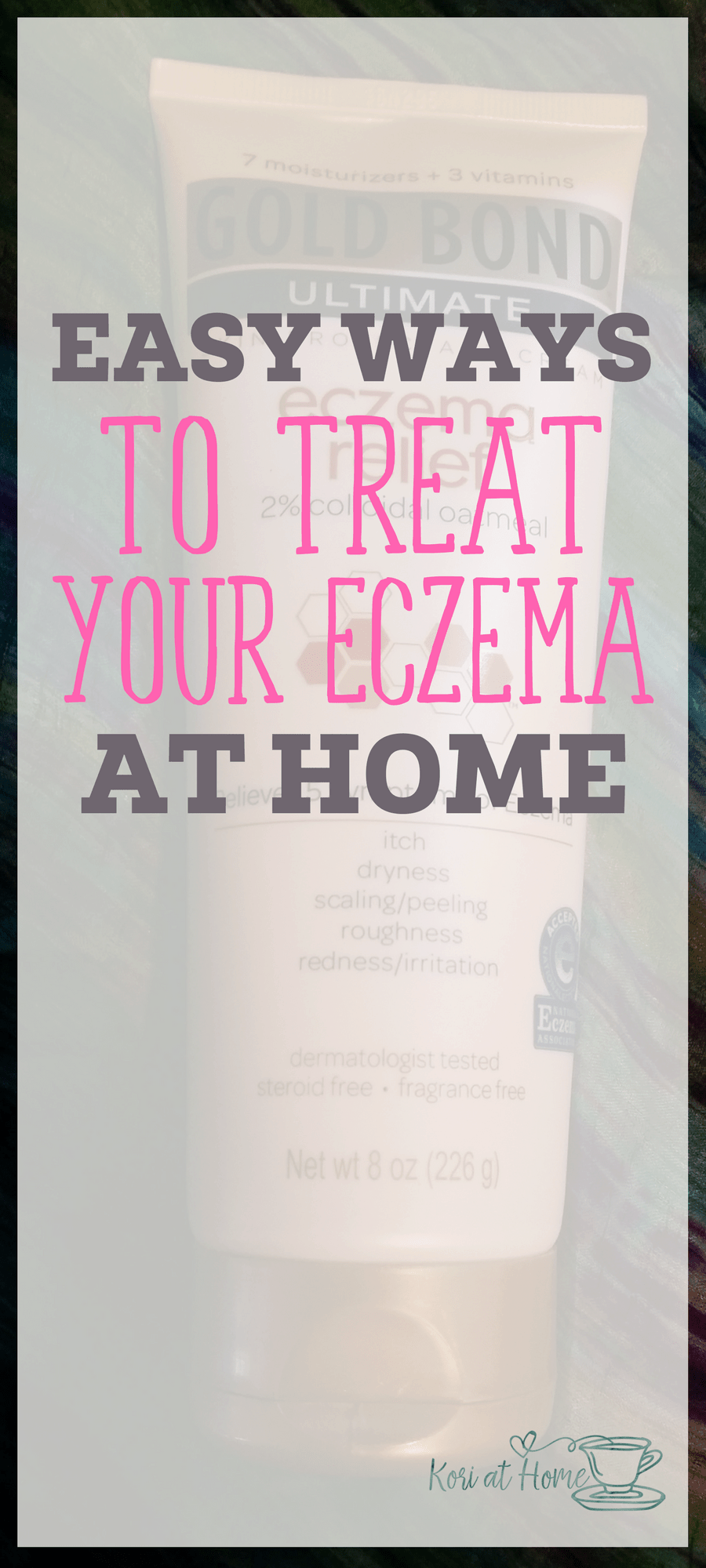Easy Ways to Treat Your Eczema at Home 3