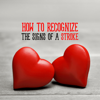 How to Recognize the Signs of a Stroke