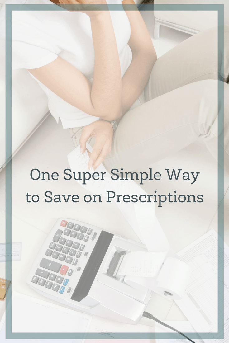 One Super Simple Way to Save Money on Prescriptions 2