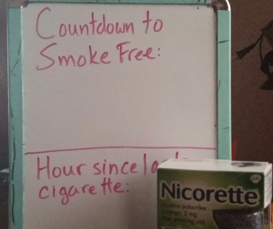 How I'm Kicking the Nicotine Addiction to the Curb for Good 7