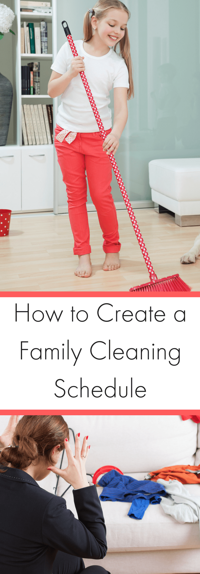 How to Create a Weekly Family Cleaning Schedule 4