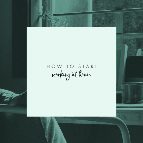 The Mom's Guide to How to Start Working at Home
