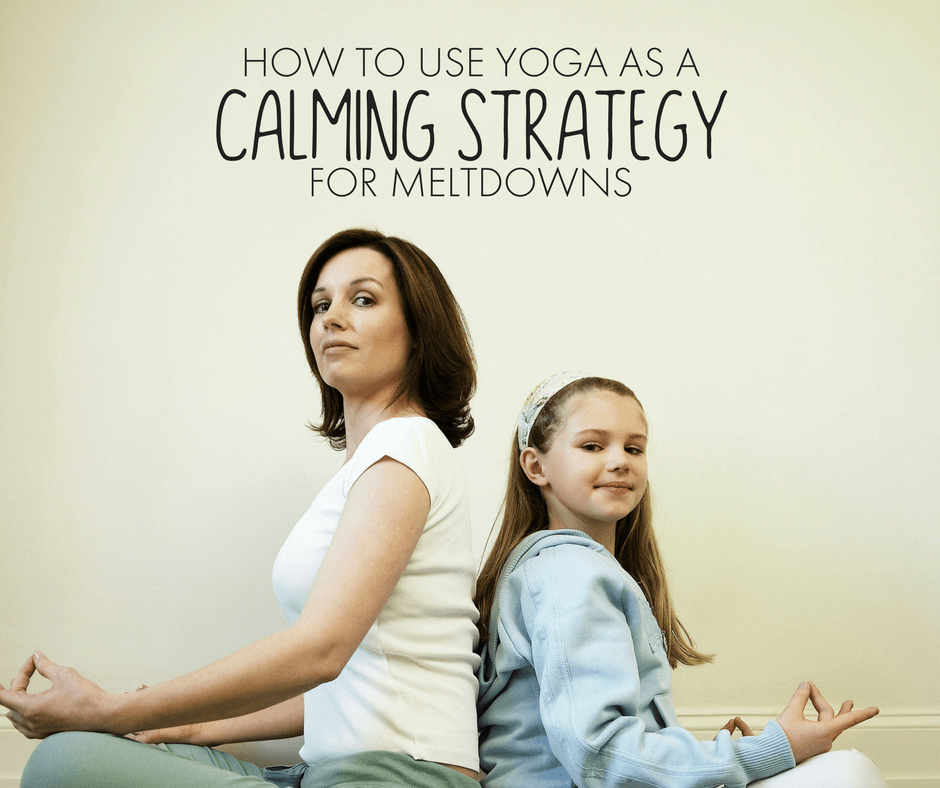 How to Incorporate Yoga Into Your Autism Meltdown Strategies 3