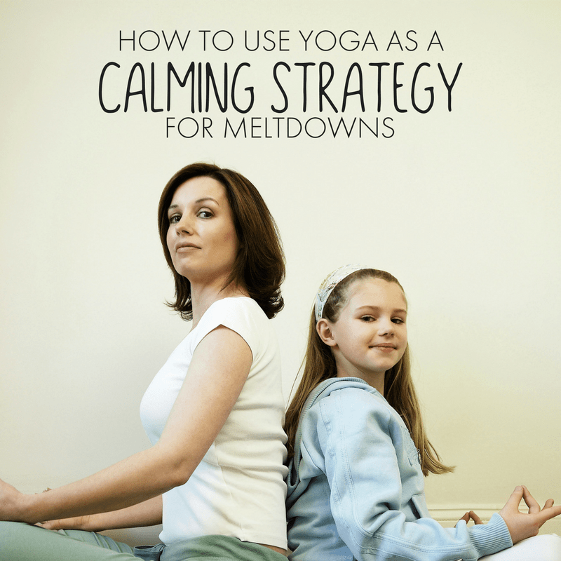 How to Incorporate Yoga Into Your Autism Meltdown Strategies 1
