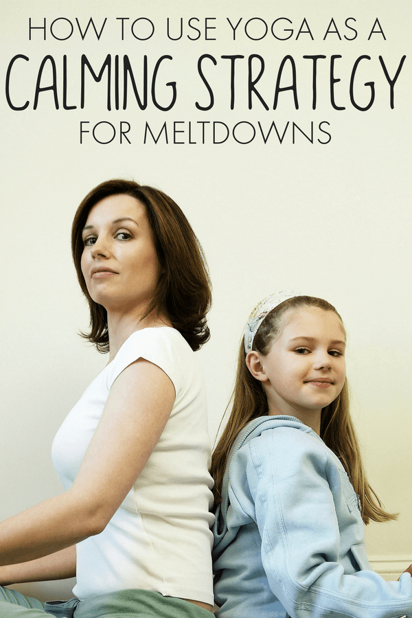 How to Incorporate Yoga Into Your Autism Meltdown Strategies 2