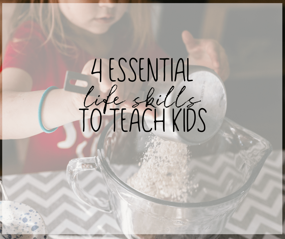 4 Essential Life Skills to Teach to Your Daughters and Sons 2