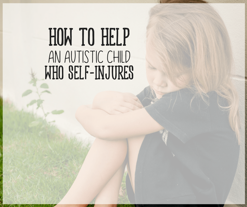 How to Help an Autistic Child Who Self Injures 6