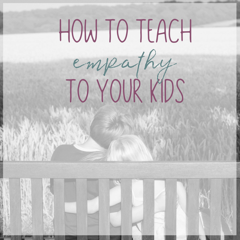 Easy Ways for How to Teach Empathy to Your Kids 1