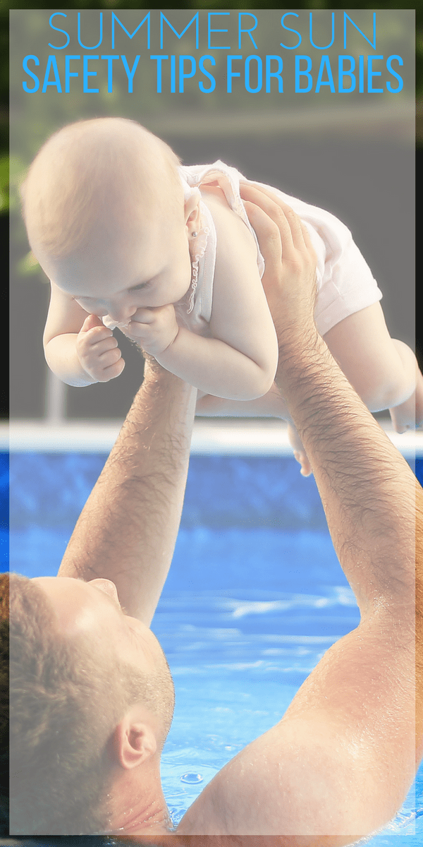 Essential summer sun safety tips for babies.