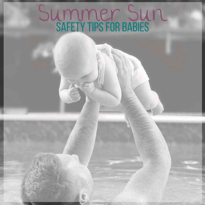 Summer sun safety tips for babies