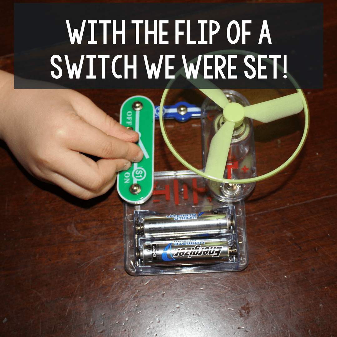 Simple STEM for Preschoolers: Learning About Circuits 6