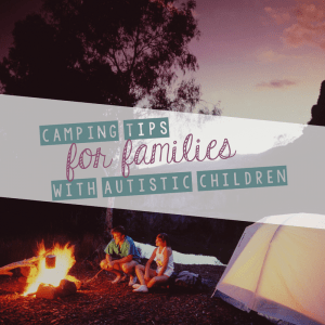tent and firepit
