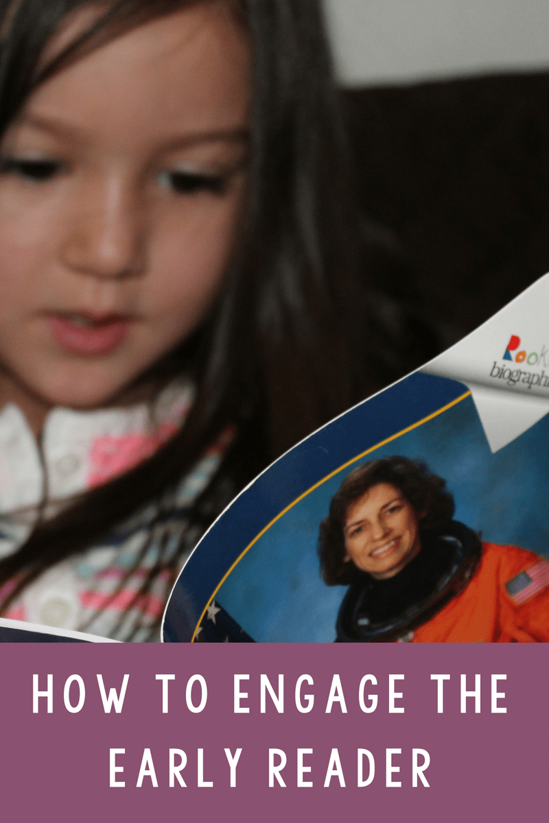 How to Engage an Early Reader