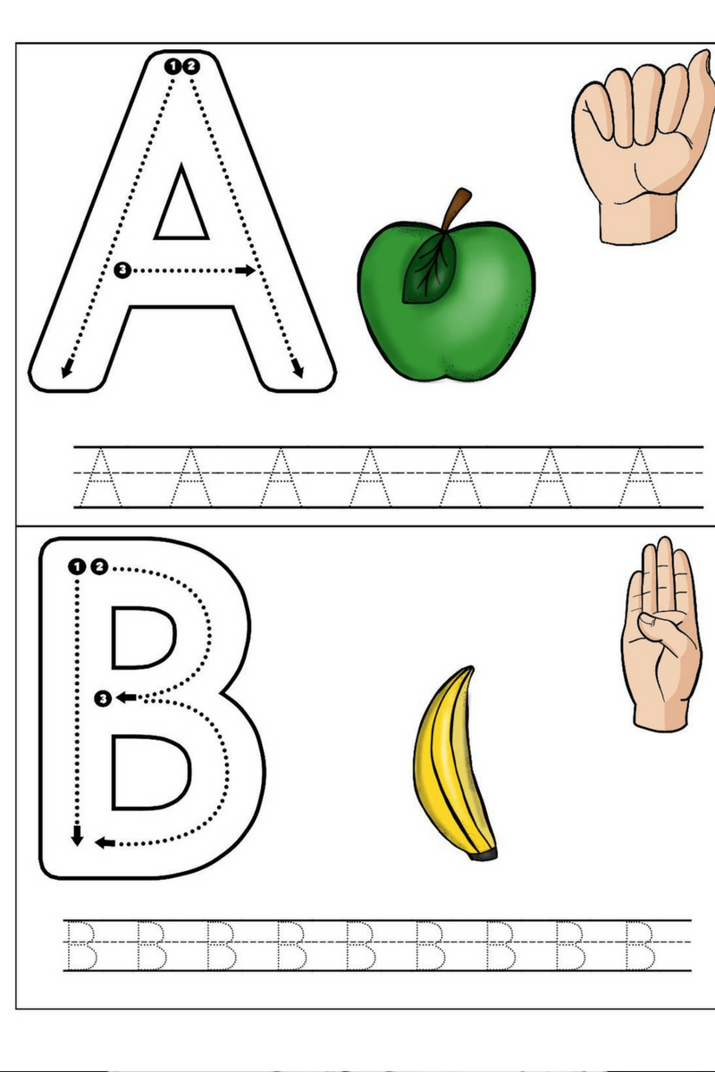 Write, Trace, and Sign Alphabet Flip Books 2