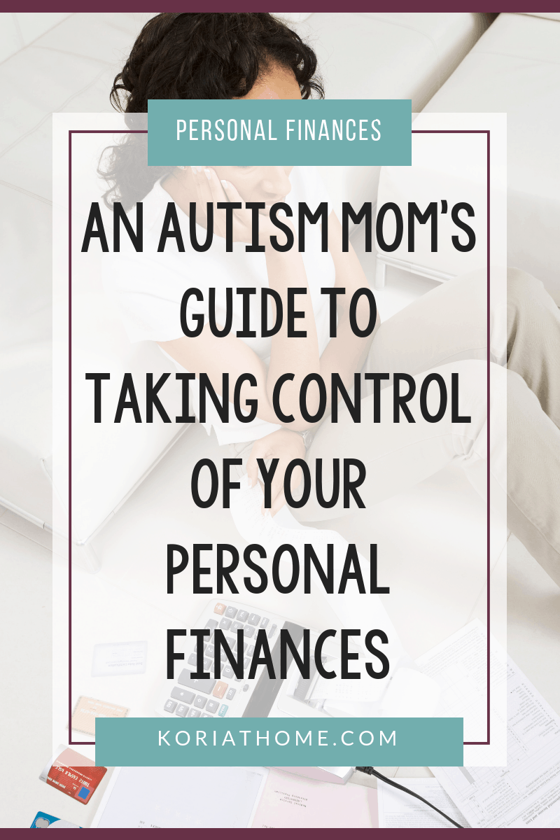 A Mom's Guide on How to Take Control Of Your Personal Finances 3