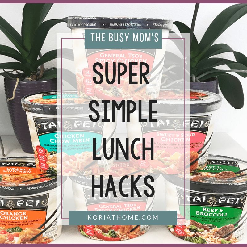 Super simple lunch hacks for busy moms featured image