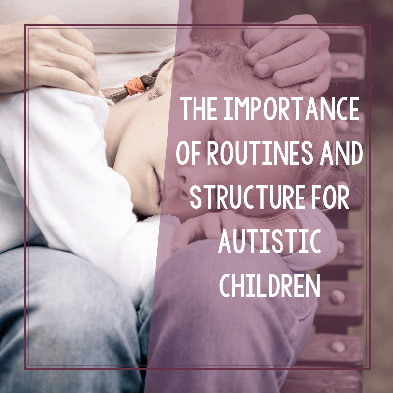 Why Routines and Schedules are Important for Autistic Children 2
