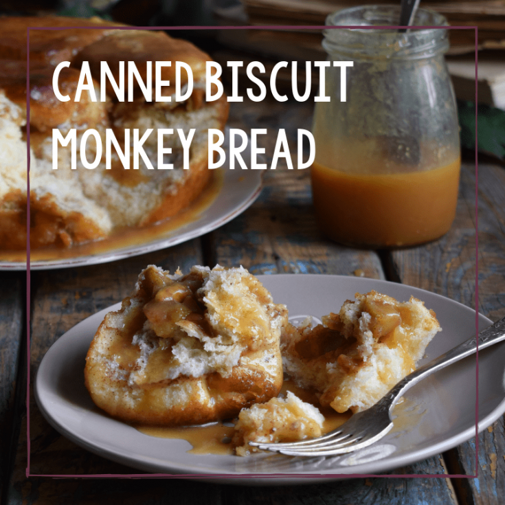 Canned Biscuit Monkey Bread