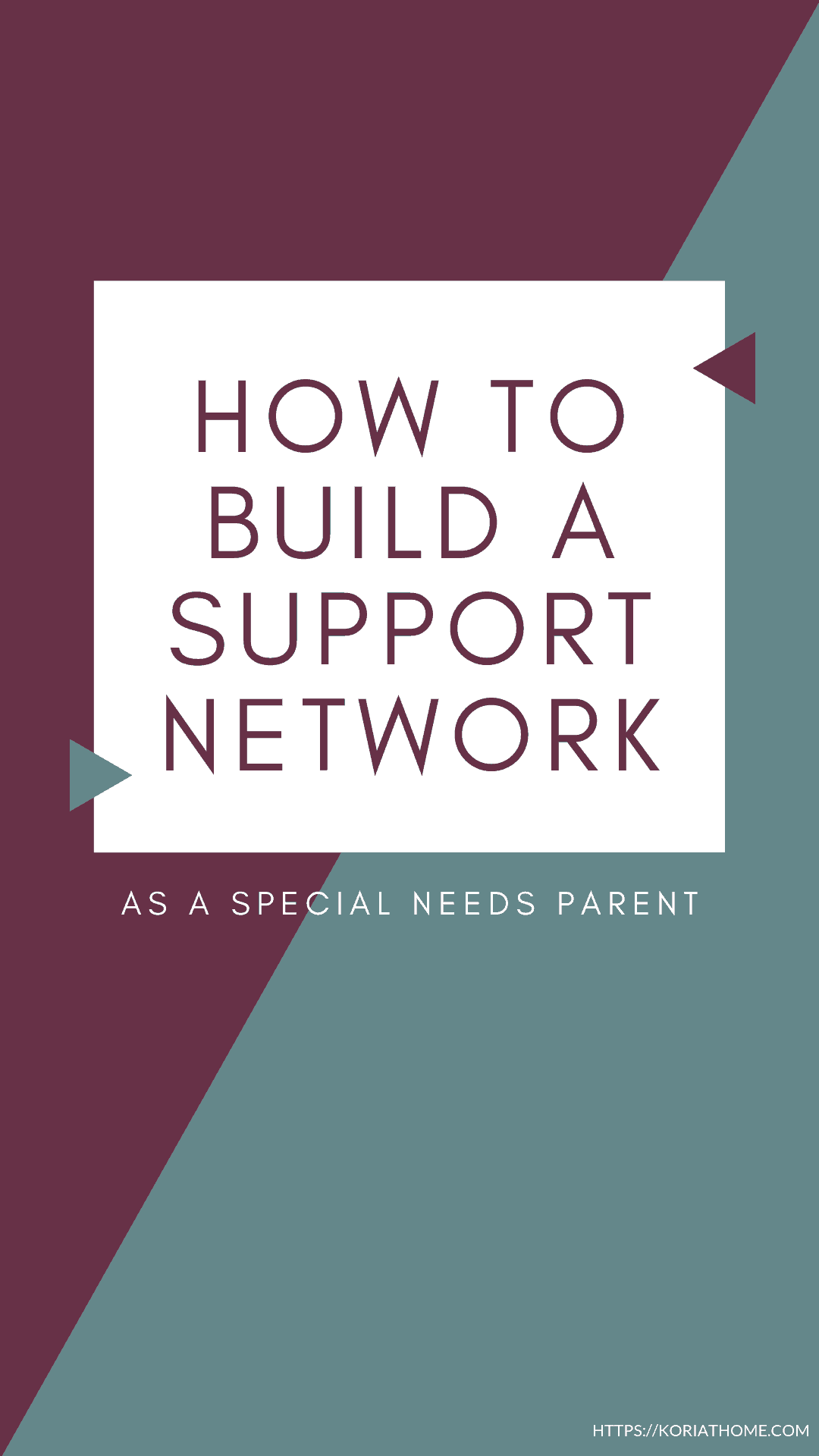 How to Build a Support Network as a Special Needs Parent 6
