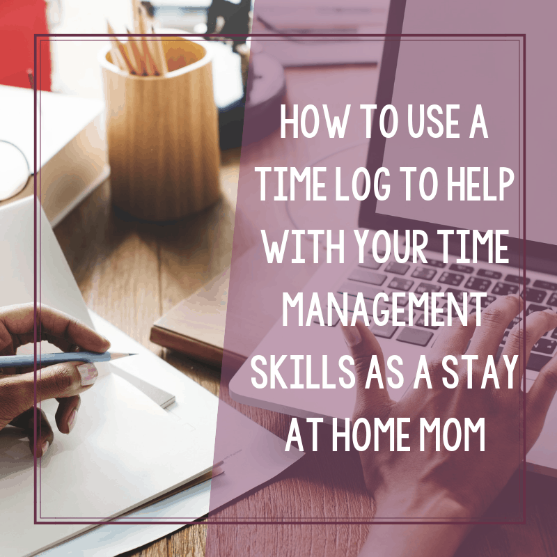 How to Use a Time Log to Help with Time Management 1