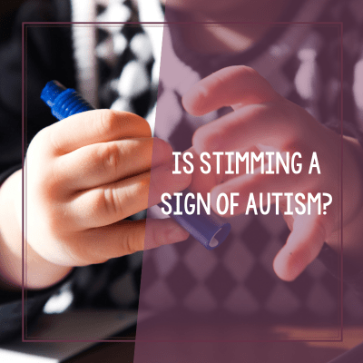 Is Stimming Always a Sign of Autism?