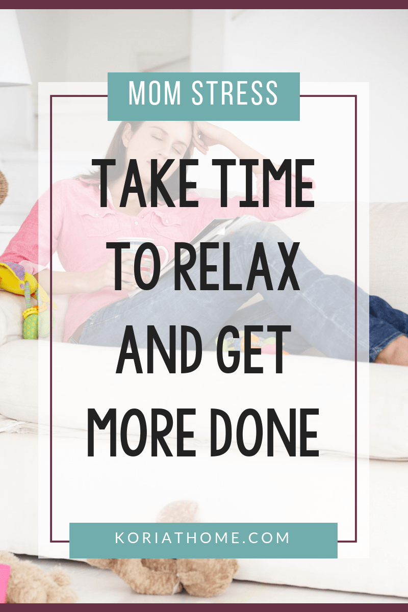 Why Taking Time for Yourself is Not Selfish but Necessary for Moms 3