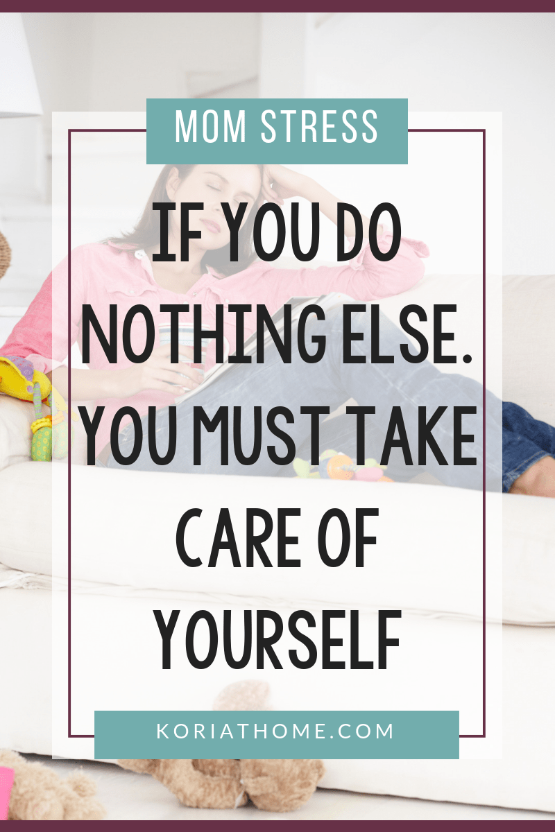 Why Taking Time for Yourself is Not Selfish but Necessary for Moms 5