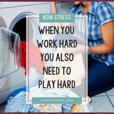 Why You Need to Balance Hard Work with Play