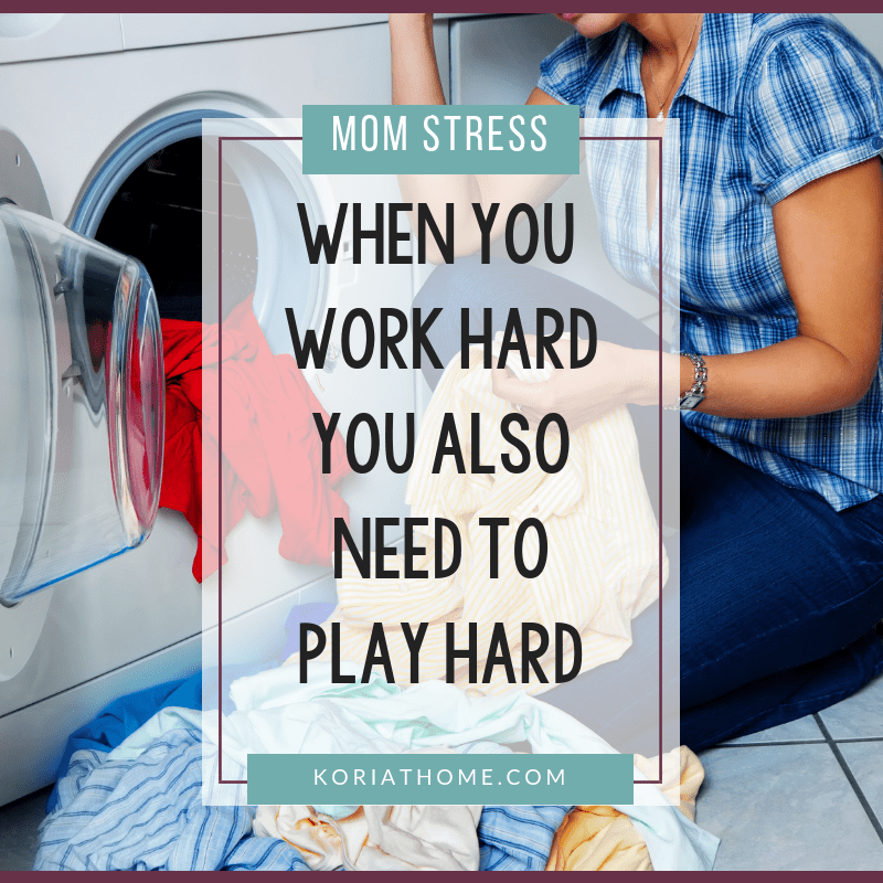 Why You Need to Balance Hard Work with Play 1