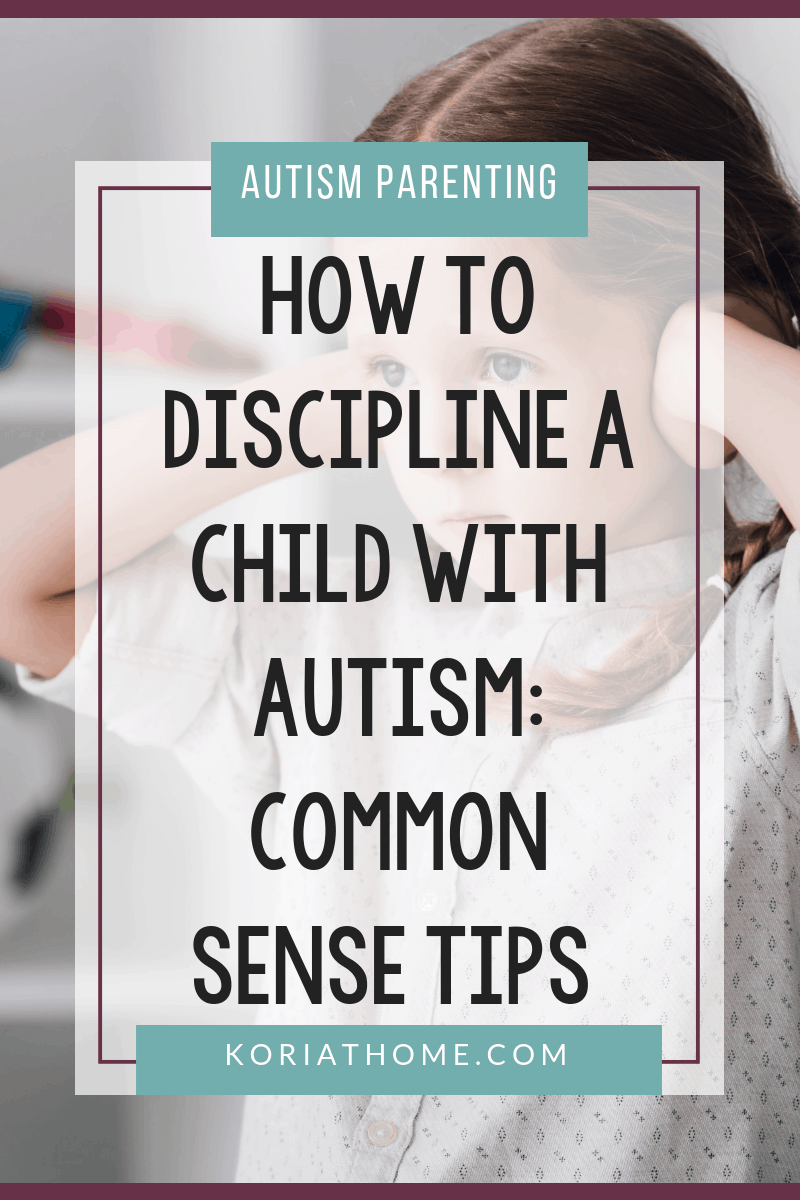 A Parent's Guide on How To Discipline a Child with Autism 1
