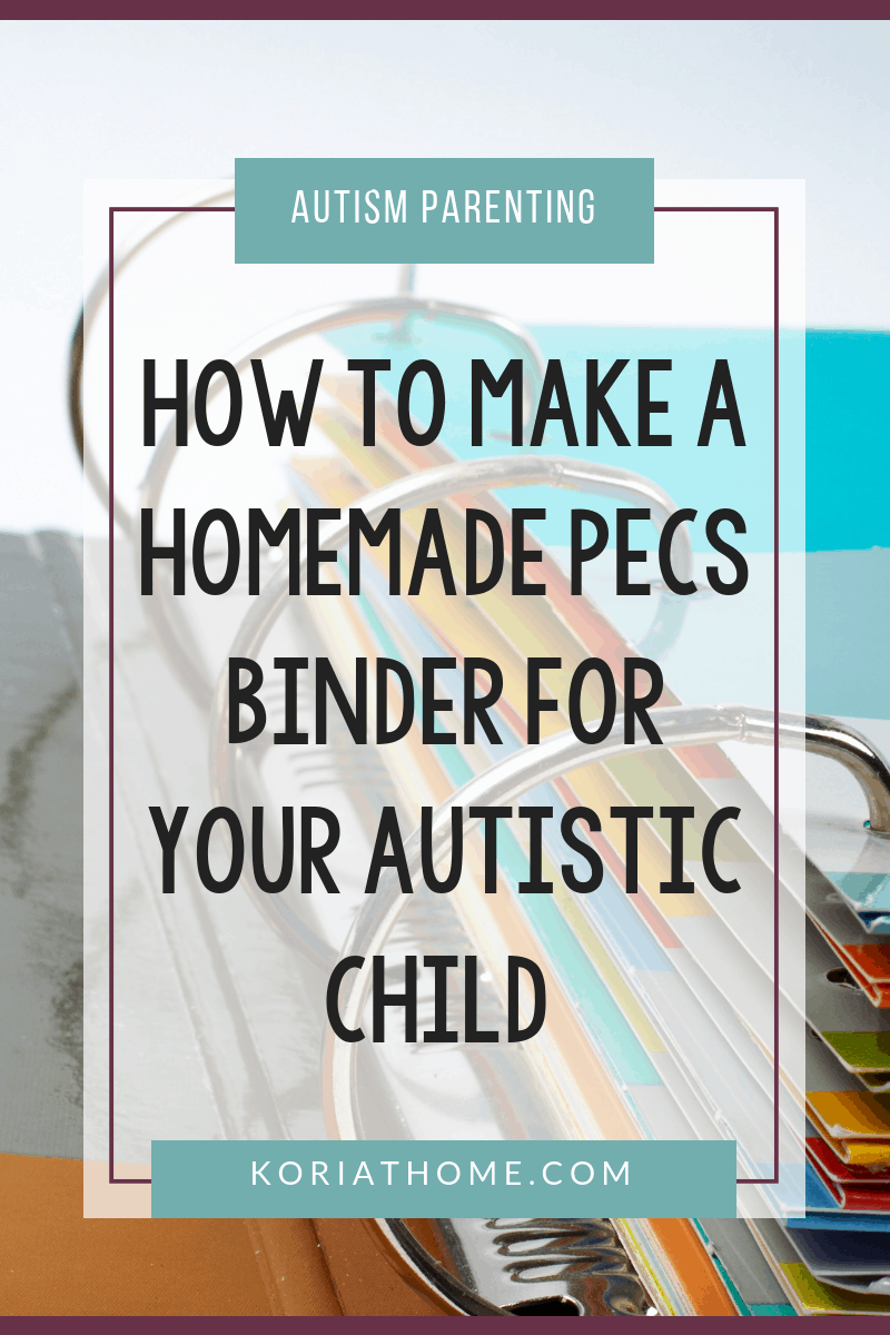 How to Get Started with PECS for Your Autistic Child 4