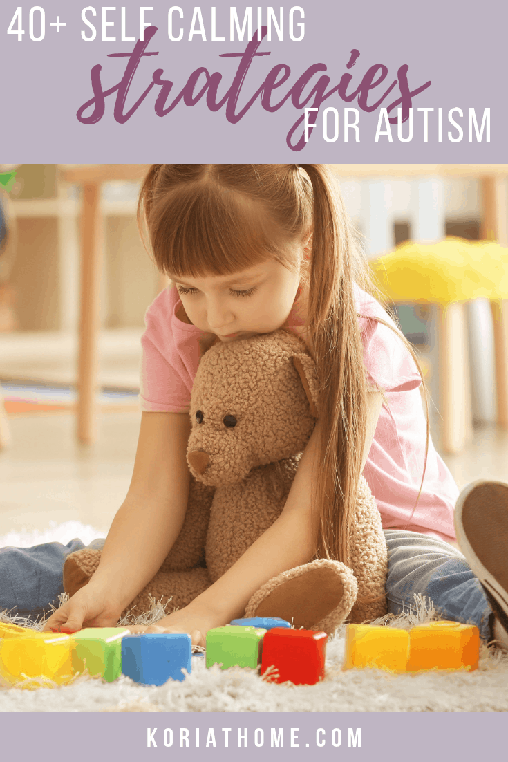 Self Calming Strategies and Techniques for Kids with Autism 1