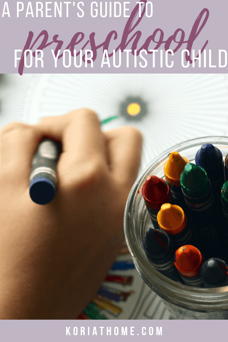 Top Tips to Prepare Your Autistic Toddler for Preschool 1