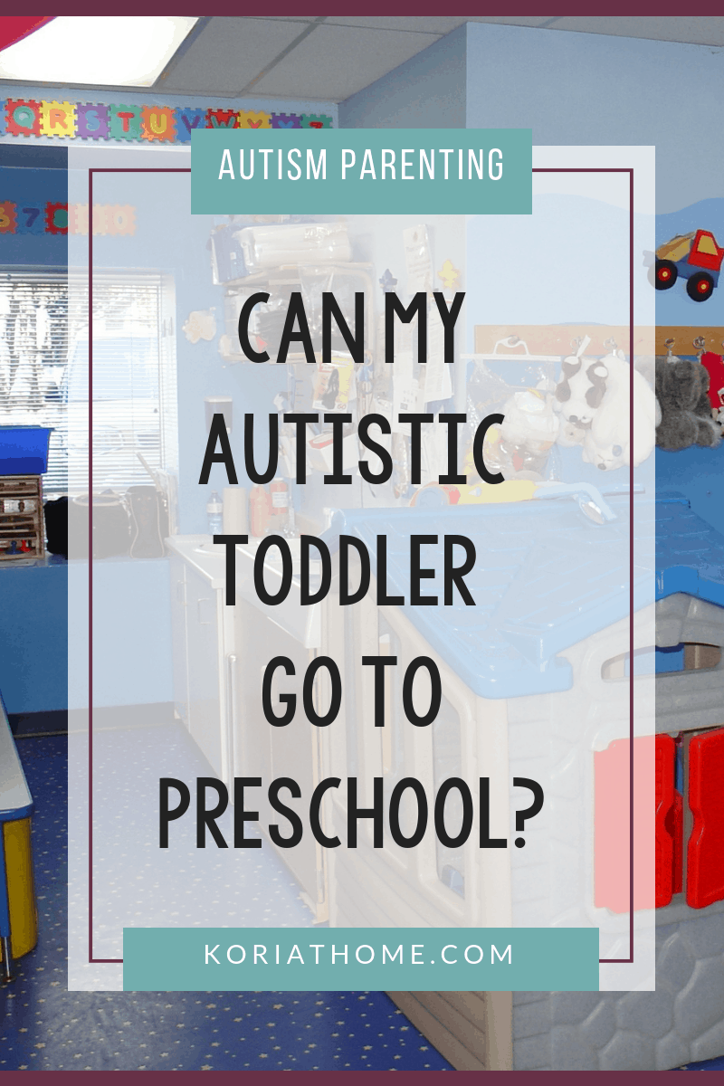Top Tips to Prepare Your Autistic Toddler for Preschool 4