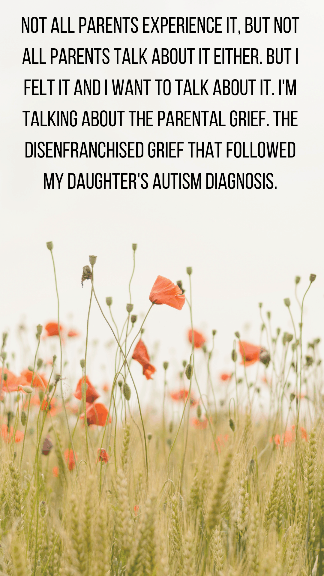 Parental Grief and Autism Diagnosis: Reconciling Your Emotions 2