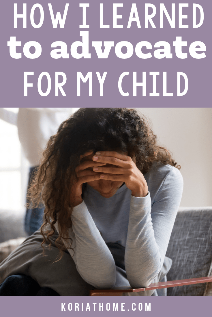 How I Learned to Become My Child's Advocate 2