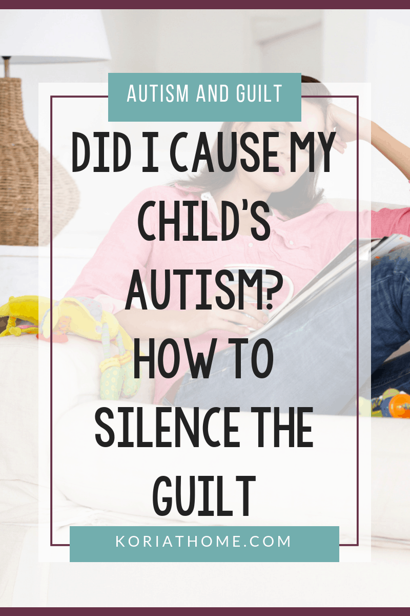 How to Silence the Nagging Mom Guilt after an Autism Diagnosis 2