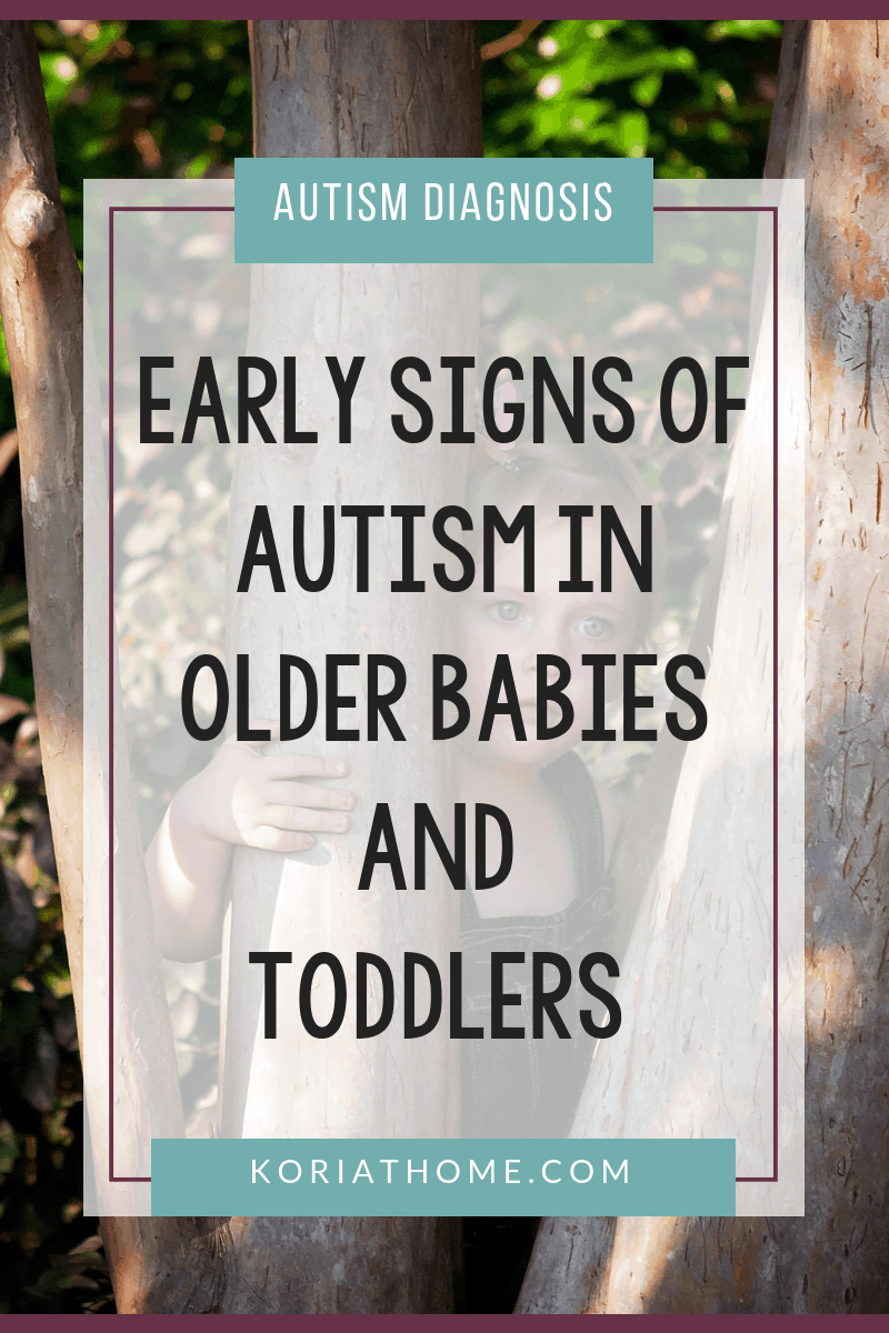 Red Flags and Early Signs of Autism in Older Babies 2