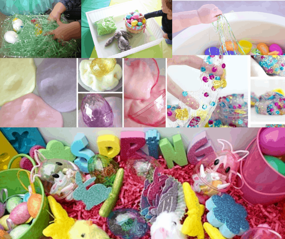 Sensory Friendly Easter Ideas and Activities for Children with Autism 2