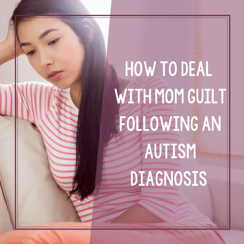 How to Handle the Autism Mom Guilt Following the Autism Diagnosis 2