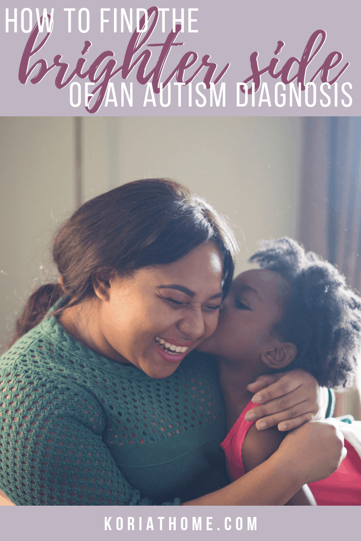 How to Find the Brighter Side of the Autism Diagnosis 1