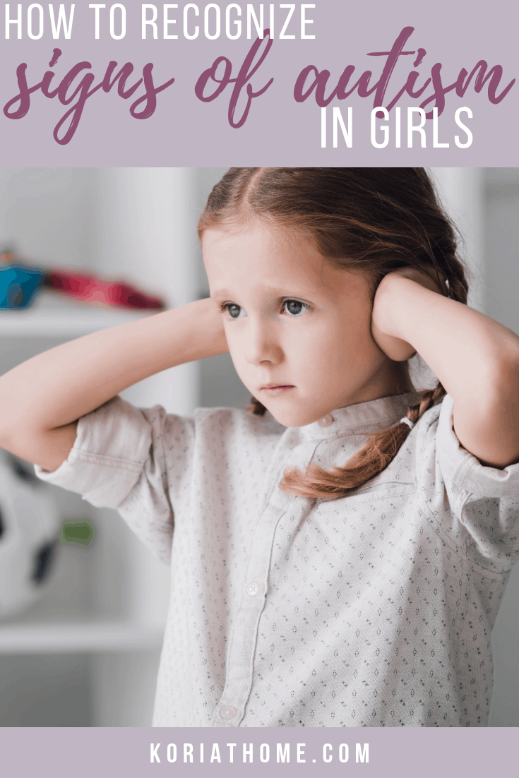 How to Recognize the Missing Signs of Autism in Girls 1